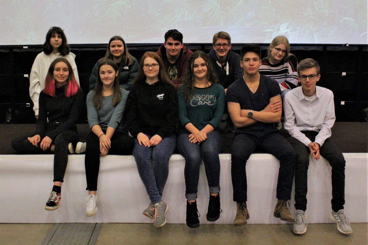 Die Social Media Redaktion beim up-and-coming Int. Film Fest Hannover